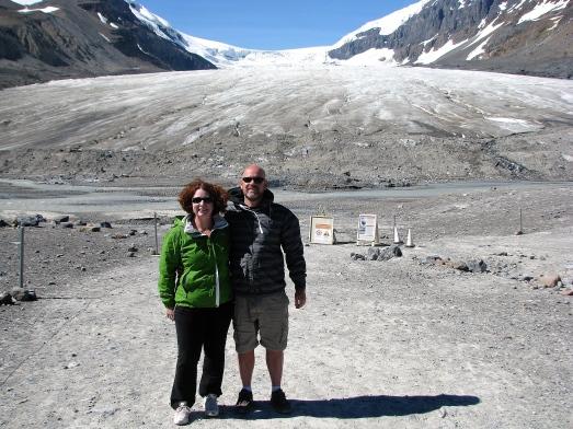 Athabasca Glacier 2015