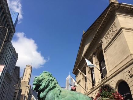 Chicago Art Institute (2014)